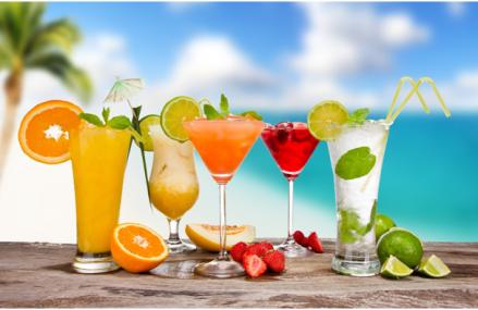 Pha chế thức uống ngon, bổ bằng nước điện giải ion kiềm Kangen!