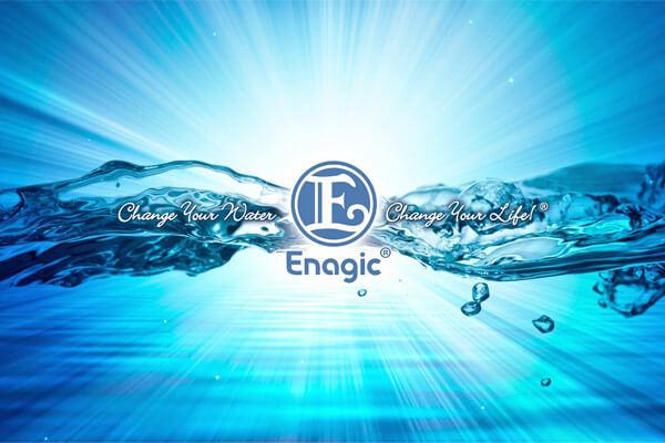 Tập đoàn Enagic sản xuất máy Kangen