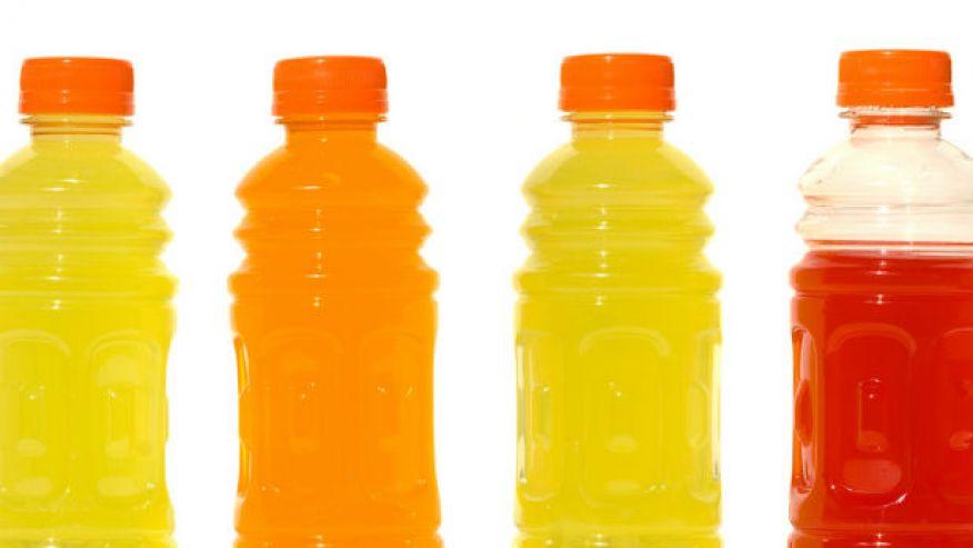 Nước ép trái cây đóng chai