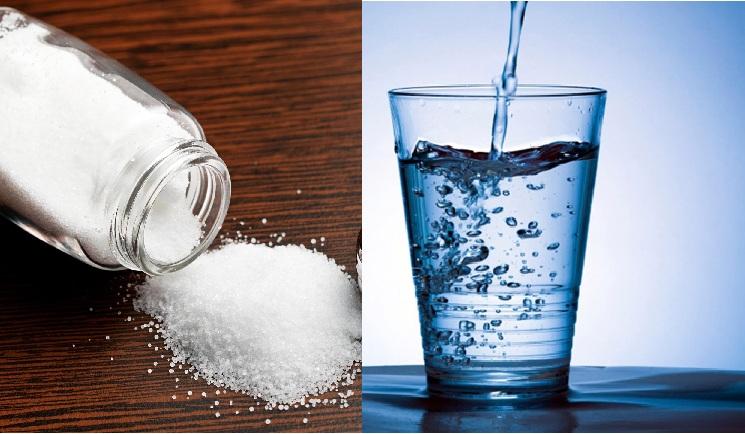 Uống nước muối có tốt không