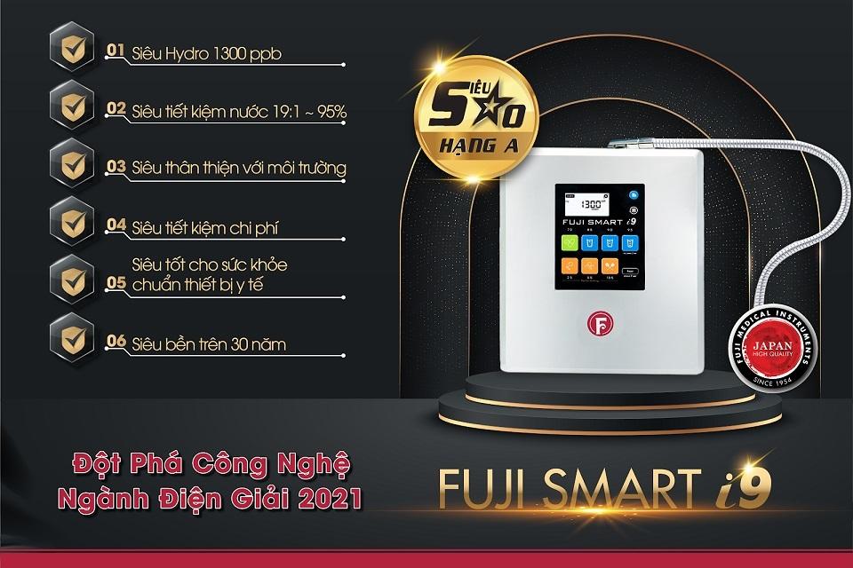 Máy Fuji Smart i9