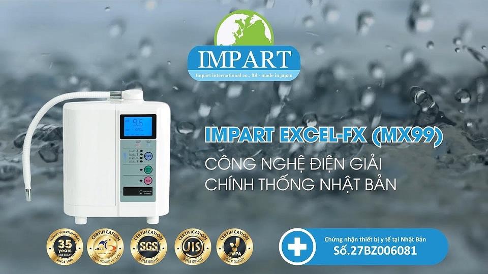 Máy Impart Excel-FX (MX-99)