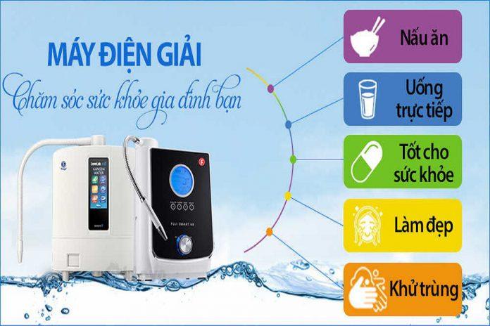 Máy lọc nước ion kiềm loại nào tốt nhất? Top máy lọc nước hàng đầu hiện nay