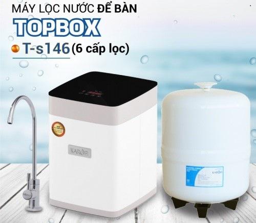 máy lọc nước để bàn TopBox