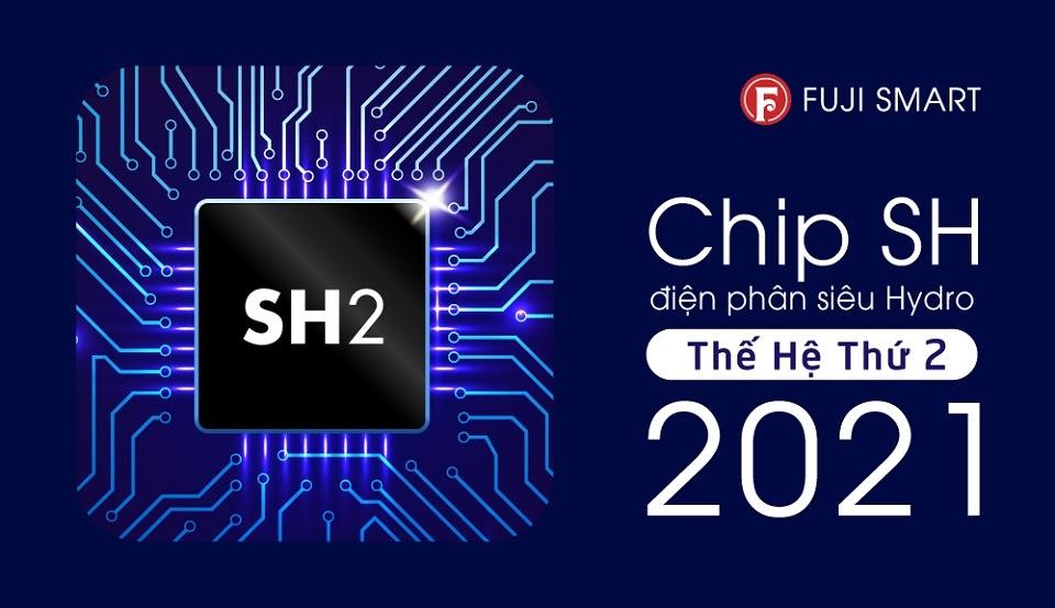 chip SH thế hệ thứ 2